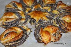 Makový kvet (fotorecept) - recept | Varecha.sk Ale, French Toast, Meat, Baking, Breakfast, Food, Poppy, Hampers, Meal