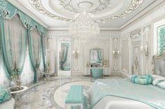 Design Living Room, Home Room Design, Home Interior Design, House Design, Luxury Homes Dream Houses, Luxury Home Decor, Luxury Interior, Luxury Bedroom Design, Master Bedroom Design