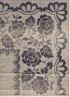 Kira scheme crochet: Scheme crochet no. 2109