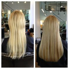 Extensions before and after-by Roseli Simonetti | Yelp
