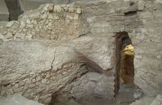 Archaeologists working in Nazareth — Jesus' hometown — in modern-day Israel have identified a house dating to the first century that was regarded as the place where Jesus was brought up by Mary and Joseph.