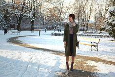 StyleMania: WINTER STORY - A LONG CARDIGAN