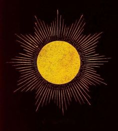 Total solar eclipses in Chinese mythology.You can find Solar eclipse and more on our website.Total solar eclipses in Chinese mythology. Sonne Illustration, Abstrakt Tattoo, Solar Eclipse, Memento Mori, Mellow Yellow, Yellow Sun, Grafik Design, Art Plastique, Milky Way