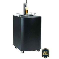TheIgloo 4.6 cu. ft. Home Kegerator,normally $599.00,has had a massive price drop down to $313 and is shipped free. No coupon code or promois needed. This is a great kegerator deal and it is easy to setup and quick to…Read more Kegerator Price Drops $285 ›