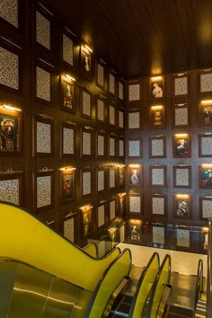 Yoo Panama by Philippe Starck Philippe Starck, Commercial Design, Commercial Interiors, Architecture Details, Interior Architecture, Panama, Nightclub Design, Modernisme, Workplace Design