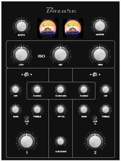 Cool portable 2 channel rotary mixer in development from Bozure that will tick boxes for a lot of people looking for high end quality minus the extra channels or size that they dont need.  Facebook page: www.facebook.com/Bozure?fref=ts