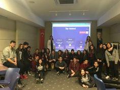 Özel Mürüvvvet Evyap Koleji ve Fen Lisesi 9, 10 ve 11. sınıf öğrencileri arasında biyoloji alanında Kahoot yarışmaları düzenlendi.