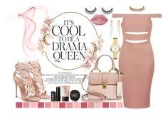 """Perfect Style of Thursday"" by yurisnazalieth ❤ liked on Polyvore featuring Bulgari, Fallon, NARS Cosmetics, Miu Miu, Emma Watson, Movado, Lime Crime, Pink, thursday and perfectstyle"