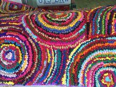Lanai Cotton Chindi Carpet $220 120cm/180cm