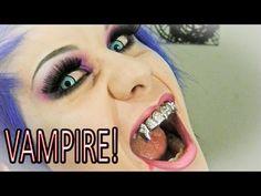 Halloween Makeup: Vampire tutorial