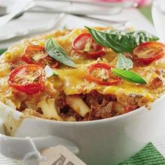 PHOTO: Macaroni cheese with mince Pasta And Mince Recipes, Macaroni Recipes, Baked Macaroni, Macaroni Cheese, Beef Recipes, Cooking Recipes, Recipes Dinner, Cooking Time, Dinner Ideas