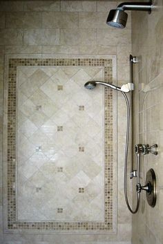 Tile Shower Design, Pictures, Remodel, Decor and Ideas