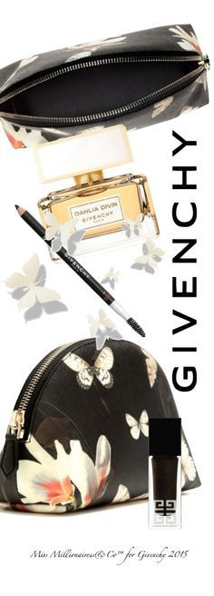 Givenchy Cosmetics and Cosmetic Bag 2015