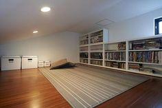 ポウハウス ブログ pohaus blog : ポウハウス Stairs, Loft, House Design, Space, Simple, Modern, Home Decor, Otaku Room, House