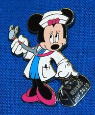 pin DISNEY -NURSES' DAY 2006 MINNIE MOUSE 3D - DANGLE PIN LIMITED EDITION: 2500