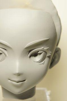캐쥬얼 여성얼굴 형태감 참고자료