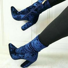 High Heel Boots, Heeled Boots, Bootie Boots, Shoe Boots, Shoes Heels, Bootie Heels, Suede Booties, Ankle Booties, Dream Shoes