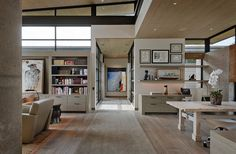 Washington Park Residence by Conard Romano Architects