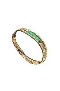 Bracelet doré de Anna Zele