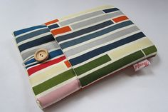 manly stripe kindle sleeve