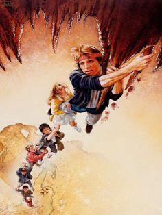 The Goonies (1985).  Drew Struzan.