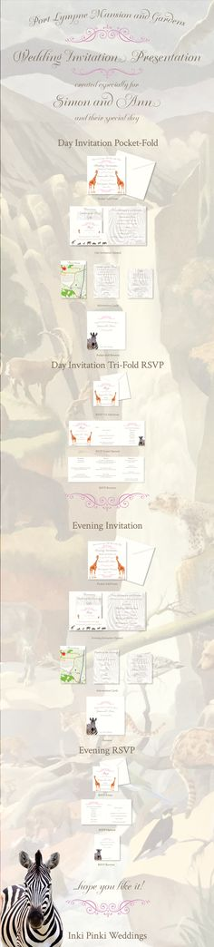 Desktop DesignsInki Pinki Personalised and Bespoke Wedding Stationery