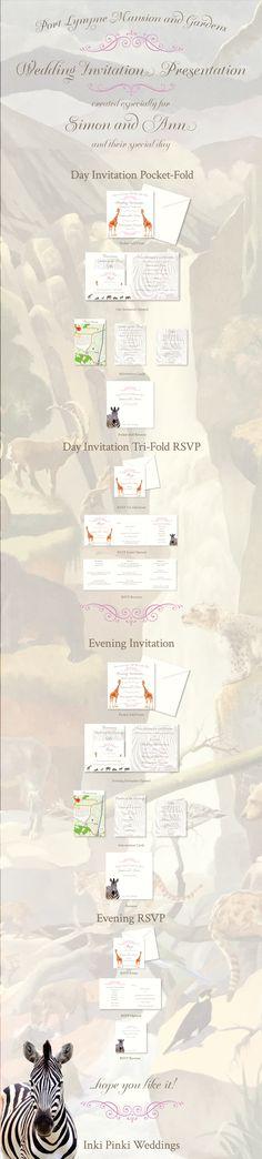 Desktop DesignsInki Pinki Personalised and Bespoke Wedding Stationery