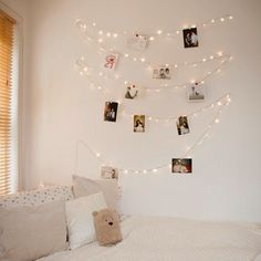 Dust away those January blues and snuggle up under the twinkling glow of our cosy warm white fairy lights Blue Fairy Lights, Warm White Fairy Lights, Bed Canopy With Lights, String Lights In The Bedroom, Twinkle Lights Bedroom, Bedroom Decor, Wall Decor, Bedroom Ideas, Fairylights Bedroom