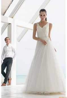 Vestidos de noiva Marylise Agata 2013