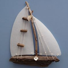 how to make a driftwood boat - Google Search