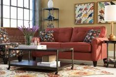 Living Room Decor And Design Ideas - Top Style Decor Eclectic Furniture, Living Room Furniture, Home Furniture, Living Room Decor, Mid Century Modern Couch, Moderne Couch, Interior Design Courses, Sofa Styling, Apartment Living