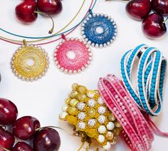 Freshly picked for Summer. #jewelry