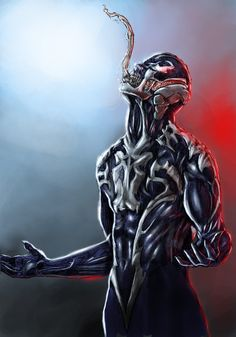 Collaboration: Venom Redesign by Hyper-Venom