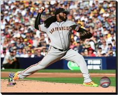 Johnny Cueto 2016 MLB All-Star Game-16 x 20 HD Photo on Wrapped Stretched Canvas