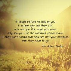 Quote from Dr. Steve Maraboli