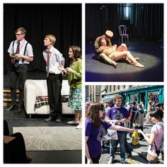 International Playwriting Competition at the Edinburgh Festival Fringe 2012 with 2010 winning play 'Normal' and 2011 winning play 'Moth to the flame'