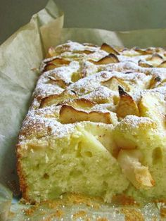 Polish Desserts, Polish Recipes, Baking Recipes, Cookie Recipes, Dessert Recipes, Easy Blueberry Muffins, Sandwich Cake, Pastry Cake, Sweet Bread