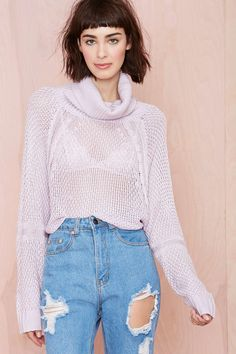 Drea Sweater | Shop What's New at Nasty Gal