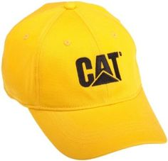 Caterpillar Men s Trademark Stretch-Fit Cap  Shade yourself with our great  fitting cotton   spandex twill trademark stretch fit cap. 86476f5aa2a