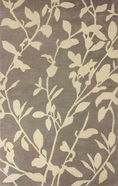 nuLOOM Hand Tufted Wool Wilbert Rug | Contemporary Rugs