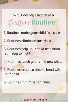A bedtime routine is super important for every child (even adults) so make sure you have a soothing bedtime routine in place. Kids Sleep, Baby Sleep, Child Sleep, Toddler Bedtime, Infant Toddler, Bedtime Routine Baby, Bedtime Stories, Infant Activities, Baby Hacks