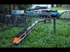 Image result for train tracks through house