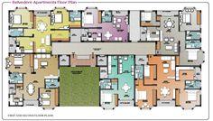 coolest floor plans - Google Search