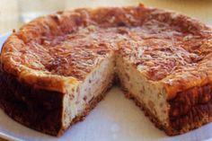 Parmesan Cheese Savoury Cheesecake Recipe - Taste.com.au
