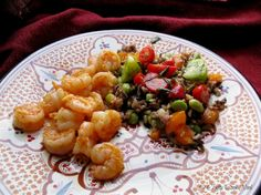 Sonoma Soy-riffic Rice Salad ~ from the Crafty Cook Nook