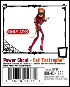 Power Ghoul Toralei