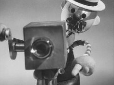 Mr. Prokouk Shoots a Movie