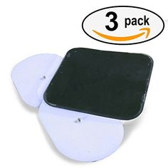 Easy Body Shredder Generic Electric Ab Belt Replacement Gel Pads  Set of 3  Compatible with Flex Belt  Slendertone and All other AB Belts  Waist Trimmers *** Check out this great product. Ab Belt, Coupon Design, Crock Pot, Fitness Gear, Norman Reedus, Workout Gear, Free Pattern, Abs, Coupons