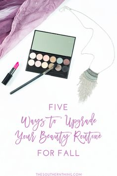 5 ways to upgrade your beauty routine for fall. Follow these key tips to get…