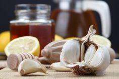 Health Benefits of Garlic Tea Garlic Antibiotic, Honey For Cough, Garlic Tea, Pumpkin Juice, Garlic Health Benefits, Morning Drinks, Natural Kitchen, Cough Syrup, Food Recipes